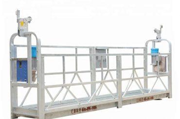 piattaforma sospesa alta costruzione, culla di costruzione, cabinovia