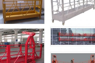 Piattaforma sospesa produttore-OEM-sospeso-Gondola-appesa (1)