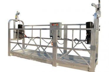 Ce / iso-approvato zlp costruzione elettrica / costruzione / piattaforma sospesa parete esterna / culla / gondola / altalena / sky climbe