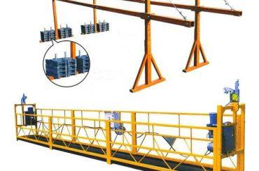 paranco elettrico per piattaforma sospesa e paranco elettrico tipo cd1