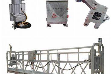 zlp800 2,5 m * 3 sezioni di apparecchi di accesso sospeso con contrappeso in ferro