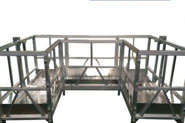 piattaforma di lavoro sospesa ad alta resistenza con nastro adesivo