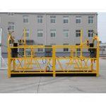 Piattaforma sospesa per piattaforma di lavoro zlp 630 zlp800 di alta qualità e calda