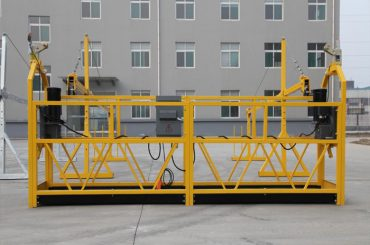 installato temporaneamente attrezzature di accesso sospeso / gondola / culla / ponteggio zlp500