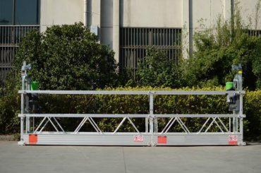 piattaforma di lavoro sospesa per arrampicata su palo / piattaforma di lavoro sopraelevata mobile