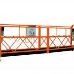 2,5 mx 3 sezioni 1000 kg di velocità di sollevamento della piattaforma di accesso sospeso 8-10 m / min