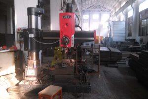 Vista fabbrica